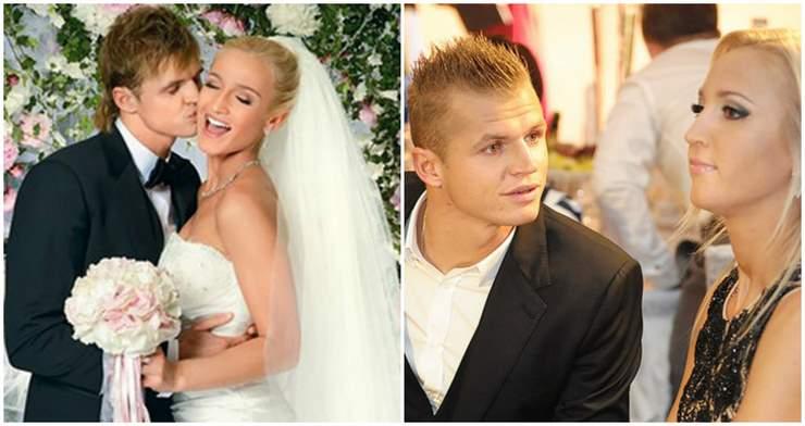 Свадьба и развод Ольги Бузовой и Дмитрия Тарасова фото