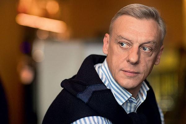 Сын Александра Половцева – Андрей Половцев фото