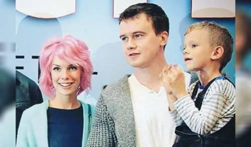 Сын Алексея Бардукова - Иван Бардуков фото