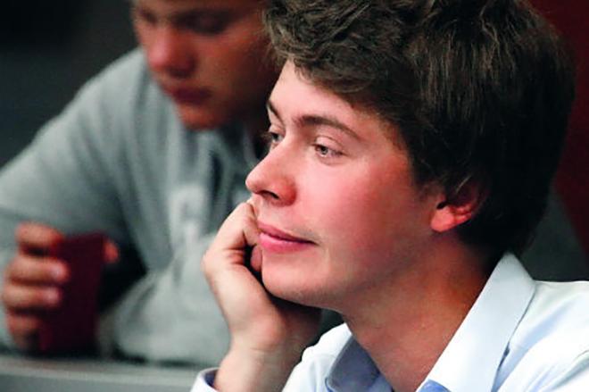 Сын Дмитрия Медведева – Илья Медведев фото