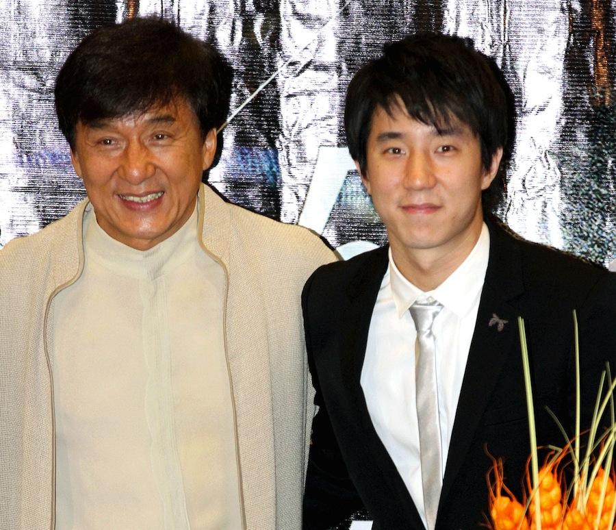 Сын Джеки Чана - Чан Цзумин фото