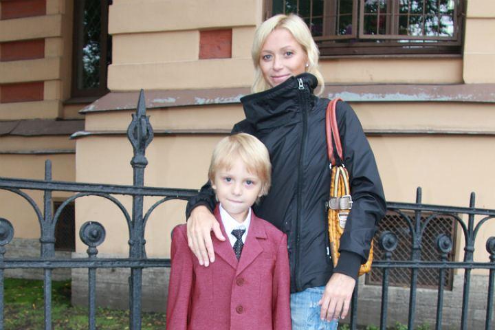 Сын Елены Бережной - Тристан Казинс фото