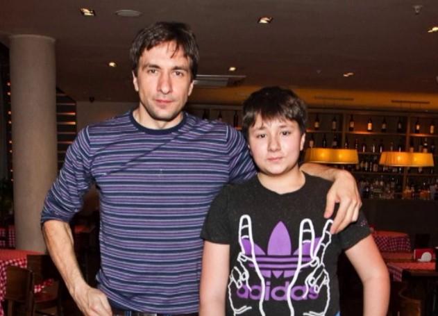 Сын Григория Антипенко – Александр Антипенко фото