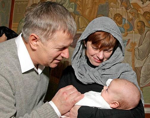 Сын Игоря Ливанова – Илья фото