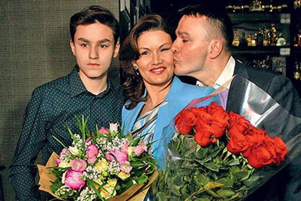 Сын Кирилла Андреева – Кирилл фото