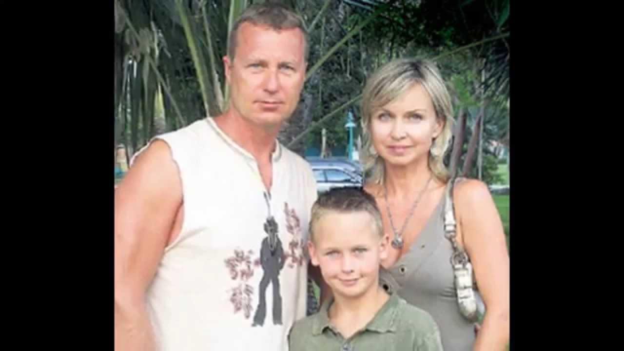 Сын Олега Штефанко – Джон (Иван) Штеф фото