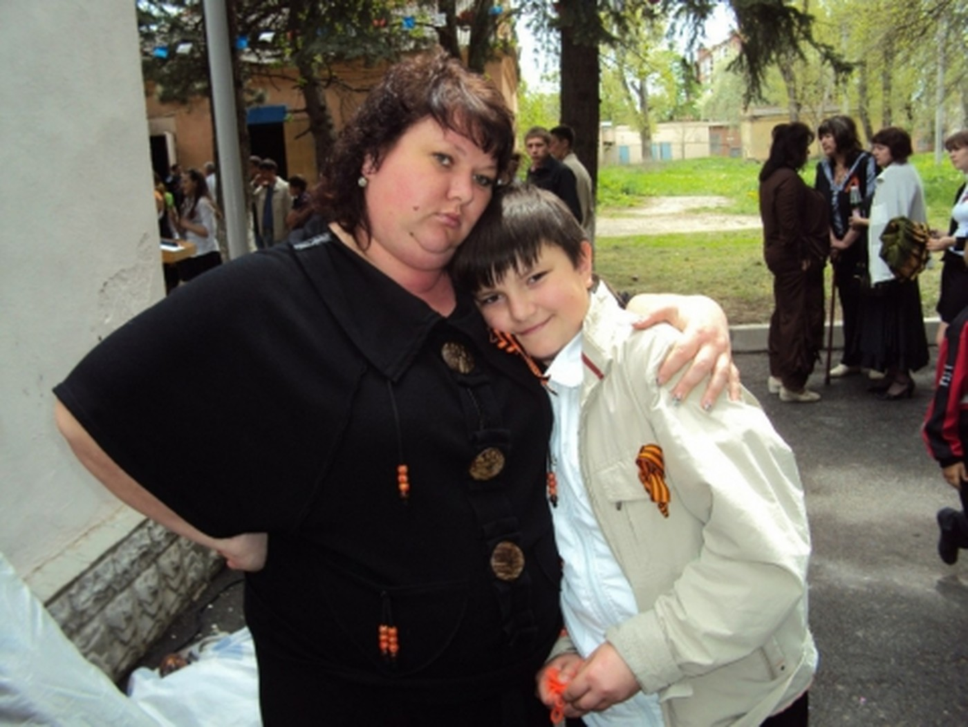 Сын Ольги Картунковой – Александр Картунков фото
