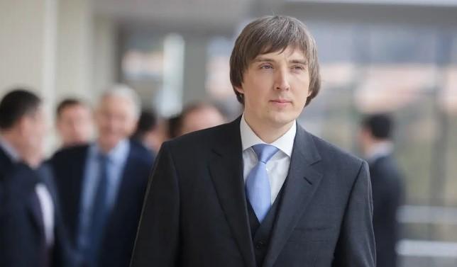 Сын Рашида Нургалиева – Максим фото