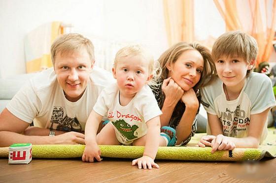 Сын Сергея Горобченко – Александр Горобченко фото