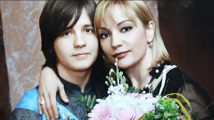 Сын Татьяны Булановой – Александр Тагрин фото