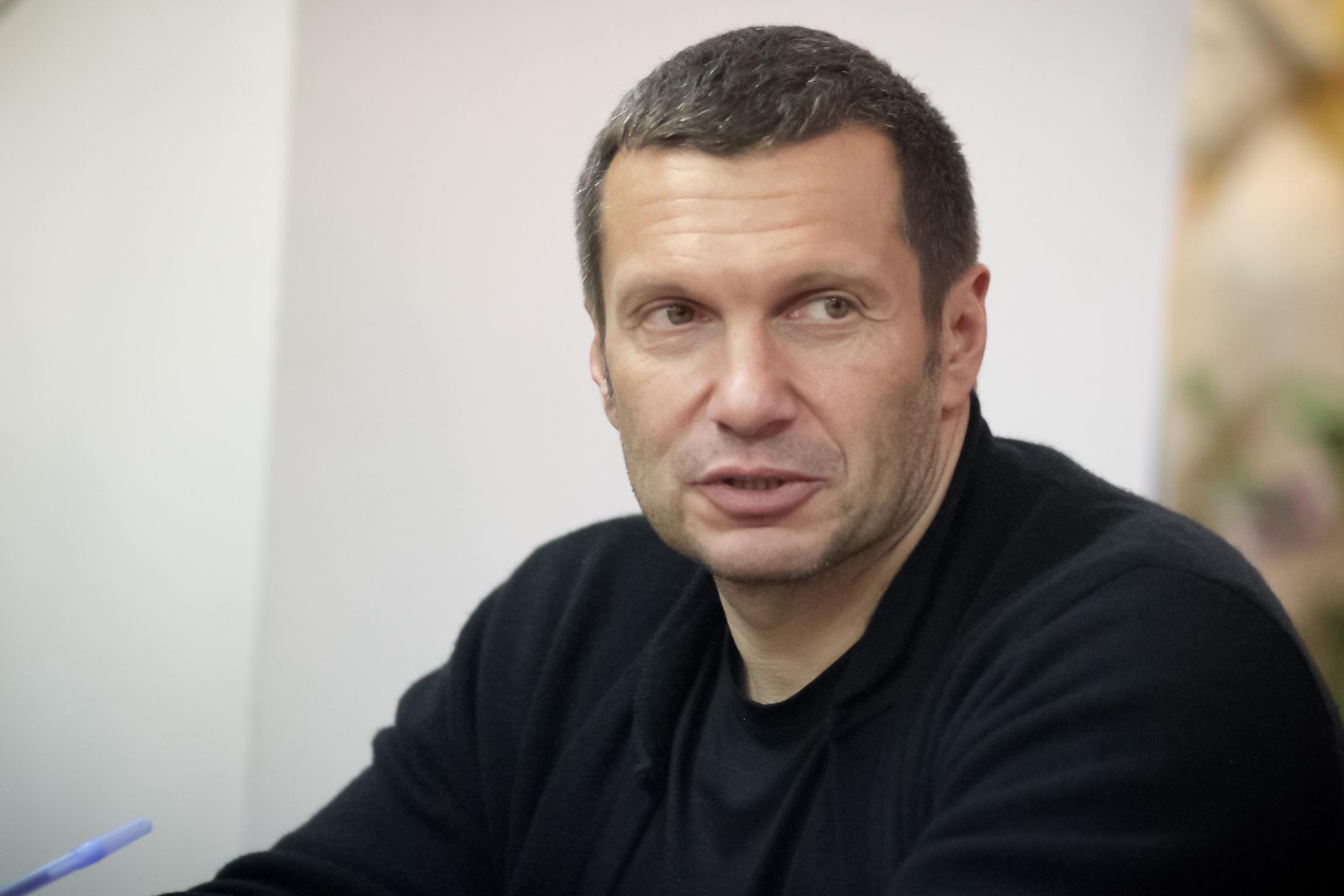 Владимир Соловьев актер