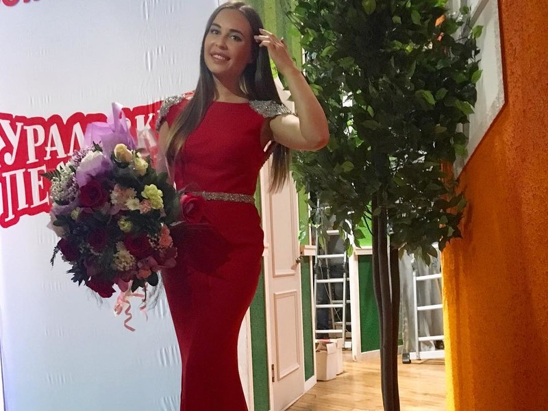 Юлия Михалкова беременна из уральских пельменей фото