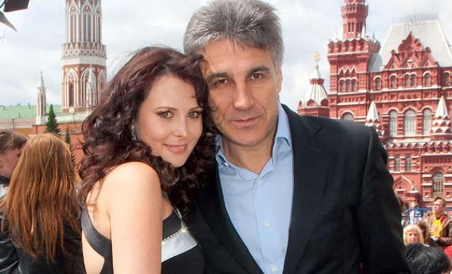 Жена Алексея Пиманова – Ольга Погодина фото