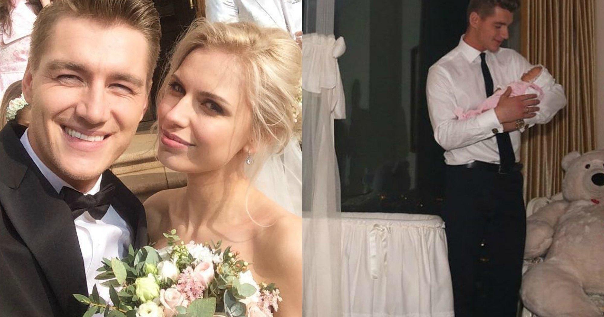 Жена Алексея Воробьева фото