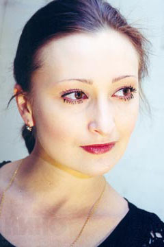 Жена Анатолия Горячева – Марина Гаранина фото