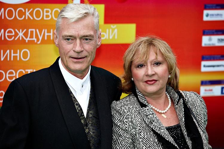 Жена Бориса Щербакова – Татьяна Бронзова фото