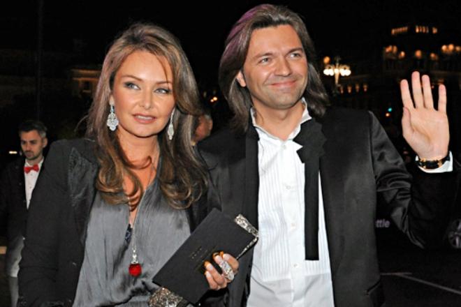 Жена Дмитрия Маликова – Елена Маликова фото