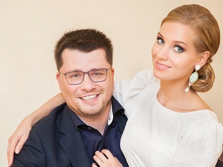 Жена Гарика Харламова – Кристина Асмус фото