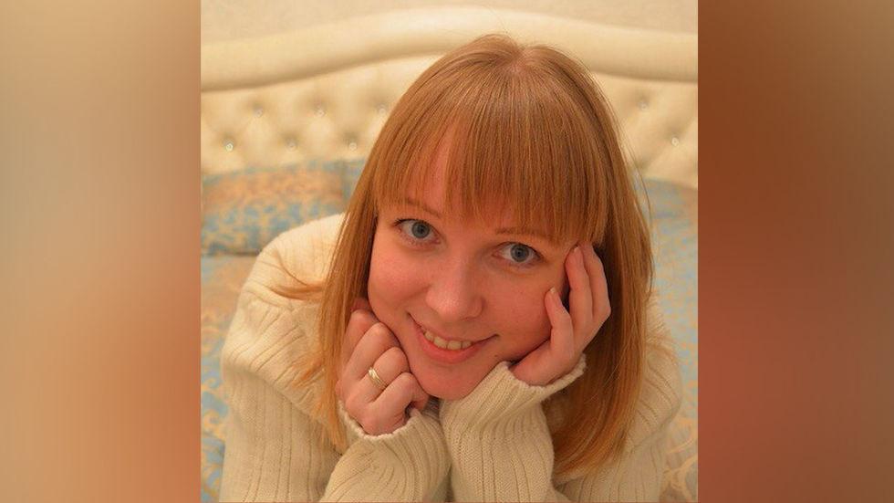 Жена Геннадия Ветрова – Оксана Вороничева фото