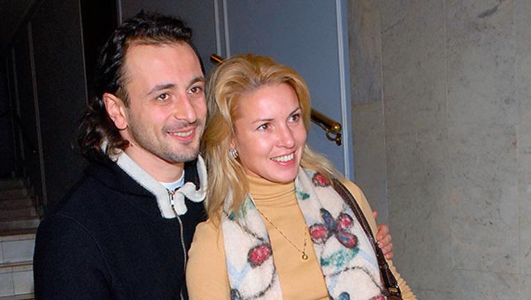 Жена Ильи Авербуха - Ирина фото