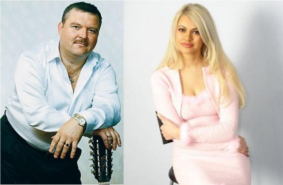 Жена Михаила Круга - Ирина фото