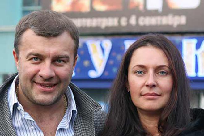 Жена Михаила Пореченкова – Ольга Пореченкова фото