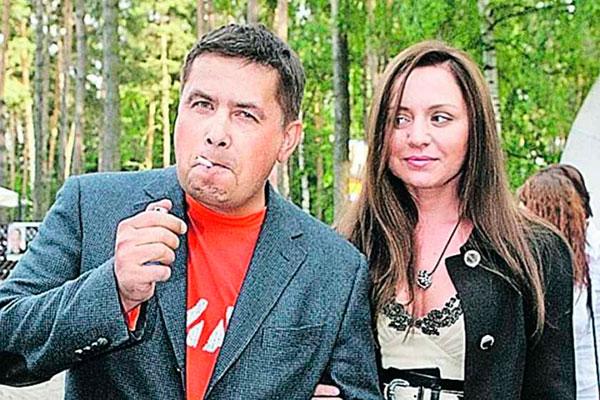 Жена Николая Расторгуева – Наталья фото