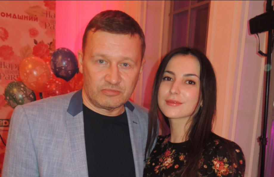 Жена Олега Фомина – Татьяна Фомина фото
