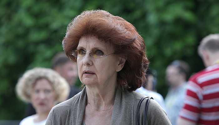 Жена Раймонда Паулса – Светлана Епифанова фото