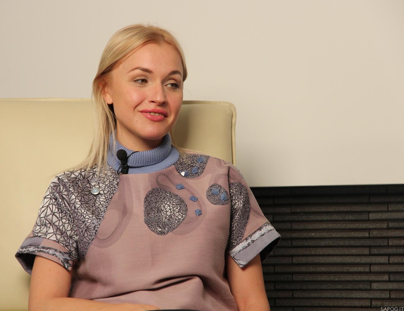 Жена Родиона Газманова – Анна Городжая фото