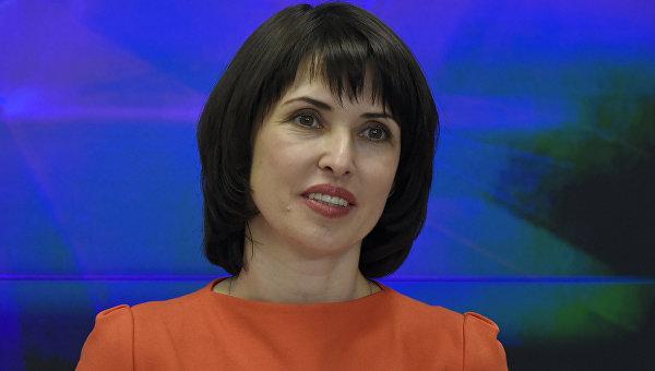 Жена Сергея Аксенова – Елена Аксенова фото