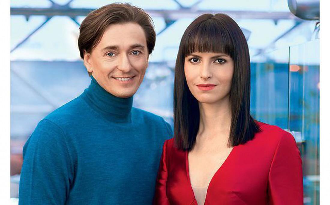 Жена Сергея Безрукова – Матисон Анна фото
