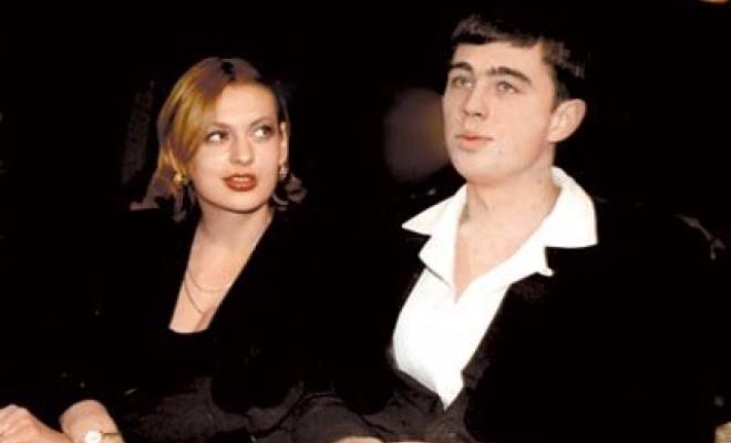 Жена Сергея Бодрова – Светлана Бодрова фото
