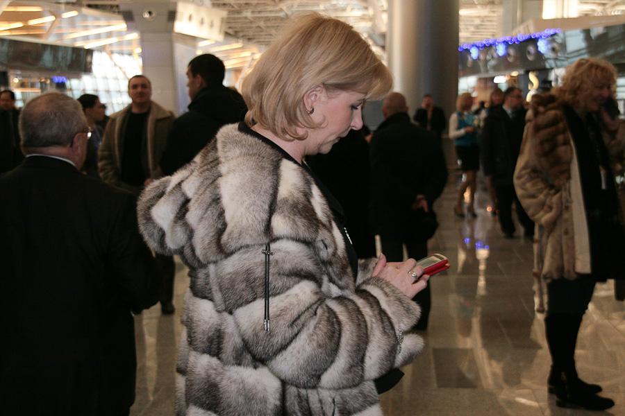 Жена Сергея Иванова – Ирина Иванова фото