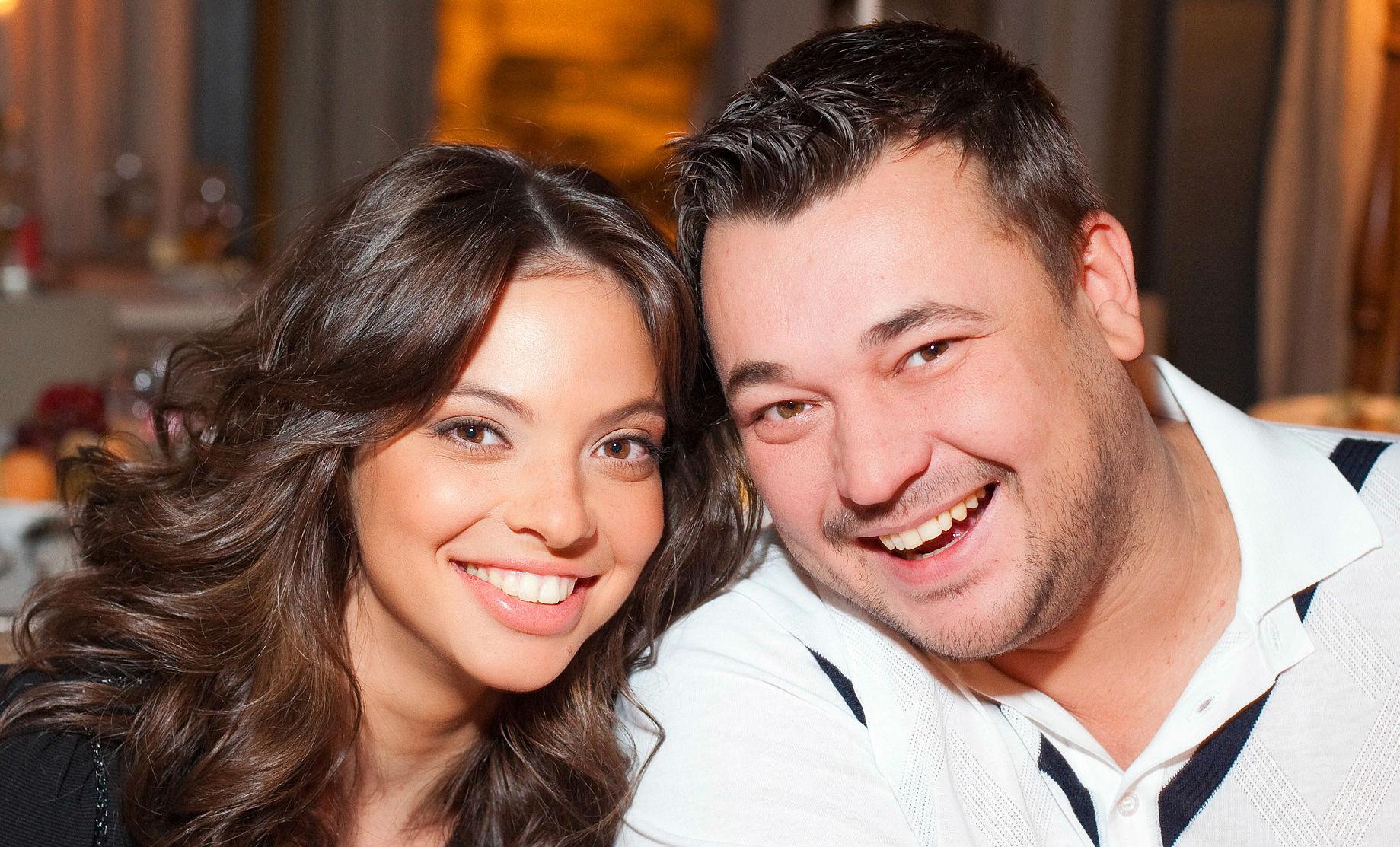 Жена Сергея Жукова – Регина Бурд фото