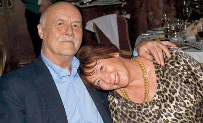 Жена Станислава Говорухина – Галина Говорухина фото