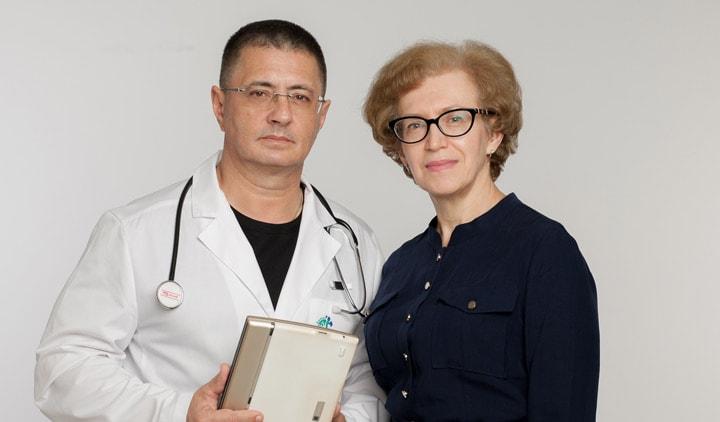 Жена врача Александра Мясникова – Наталья фото