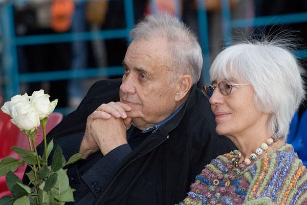 Жены Эльдара Рязанова фото