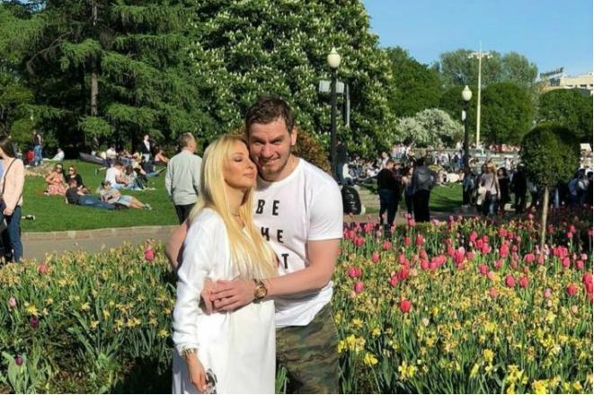 Беременная Лера Кудрявцева