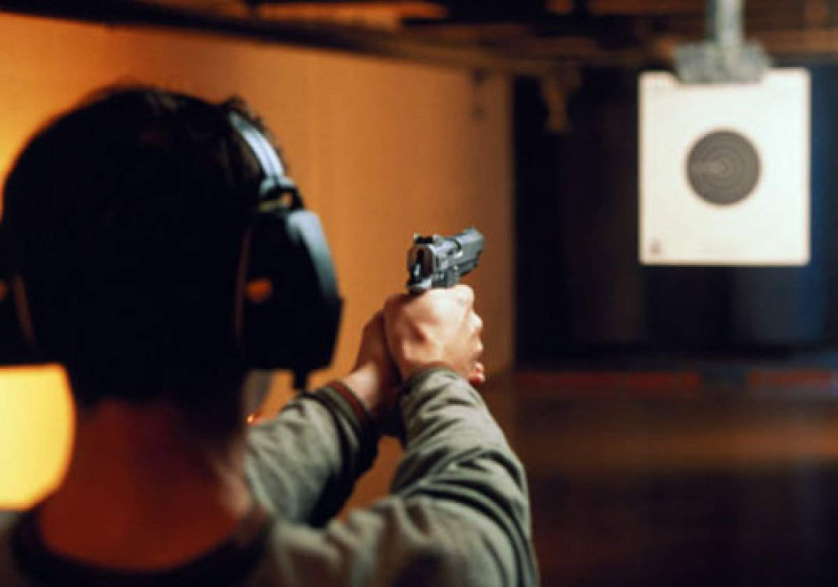 Сонник стрелять из ружья в человека
