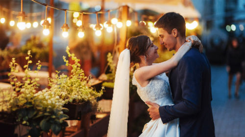 Свадьба друзей во сне