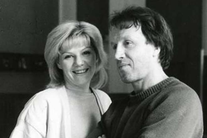 Александра Захарова и Владимир Стеклов