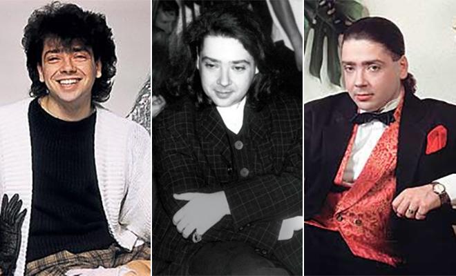 Валентин Юдашкин в молодости