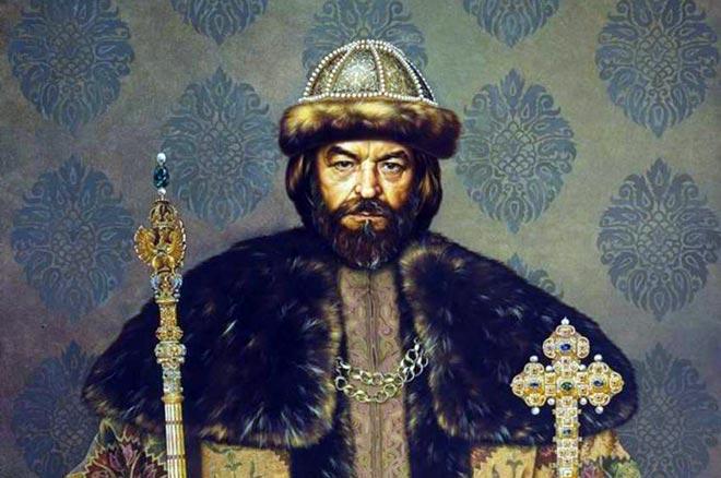 Портрет Бориса Годунова
