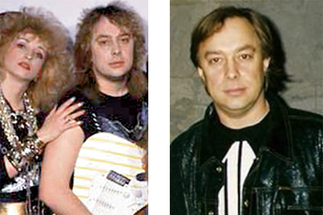 Ирина Аллегрова и Владимир Дубовицкий