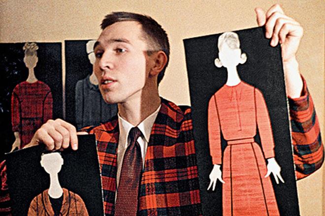 Вячеслав Зайцев в молодости