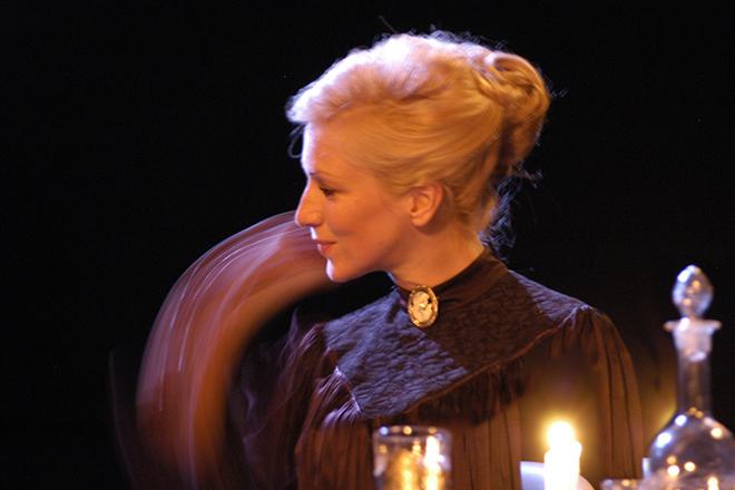 Ирина Гринева в театре
