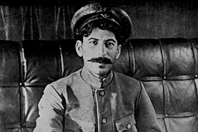 Иосиф Сталин в начале карьеры