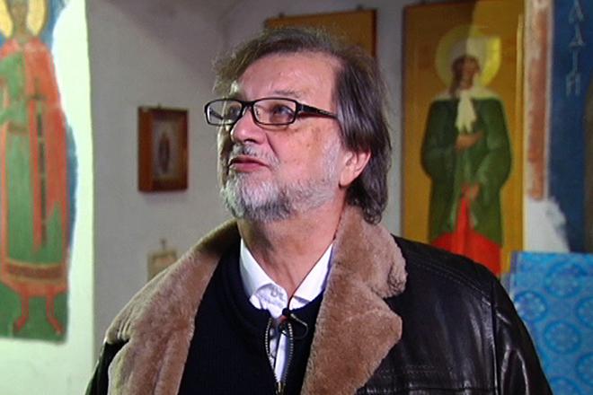 Алексей Рыбников в 2017 году