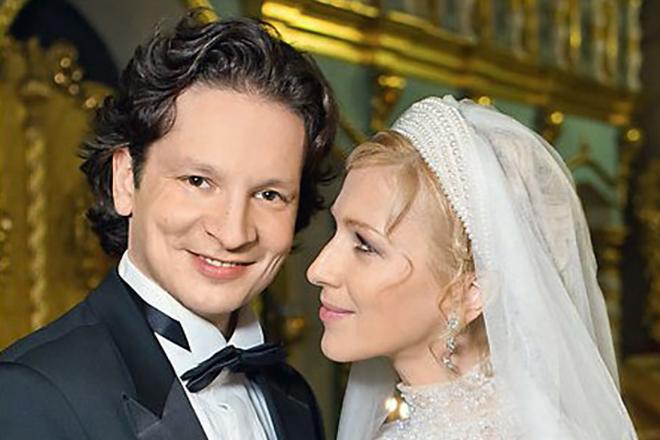 Ирина Гринева и Максим Шабалин